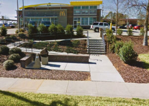 LEED McDonald's in Cary, N.C.